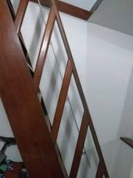 Escada de Madeira em Angelim Pedra