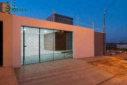 Portal Ipê - Casa nova de 3 quartos / 1 suíte