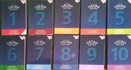 Livros de inglês Callan Method