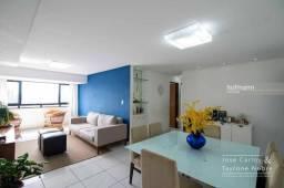 PROMOCIONAL !! Apartamento em andar alto naTorre - 3 quartos, 2 vagas