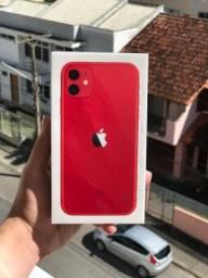 IPhone 11 64GB (RED) - Novo - Lacrado - Garantia - Nota Fiscal