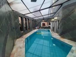 Sobrado para alugar, 485 m² por R$ 9.000,00/mês - Jardim São Caetano - São Caetano do Sul/