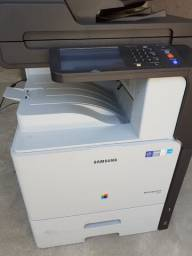Impressora e Copiadora Multifuncional A3 Colorida