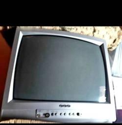 Vendo  tv  de tubo com defeito para retirar peças