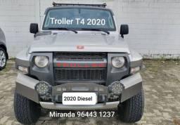 Troller T4 2020 Diesel  Miranda