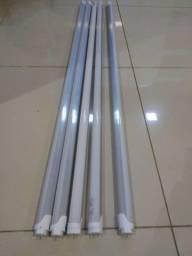 Cinco lâmpadas de led