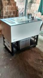 Máquina de Picolé Gelopar