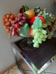 Vendo essa fruteira de cristal legitimo vai com as frutas
