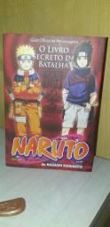 Naruto: o livro secreto da batalha