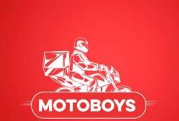 Vagas para Motoby