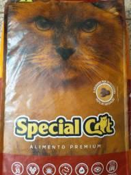 Ração special cat promoção