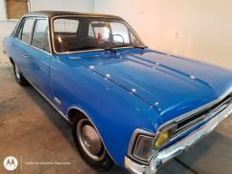 Opala 1973 6cc aspirado carro fino trato