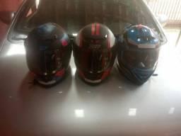 Vendo capacetes protork novissimos