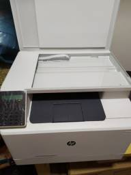 Impressora multifuncional Hp laser colorida M180w