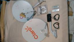 Kit de antenas Claro TV