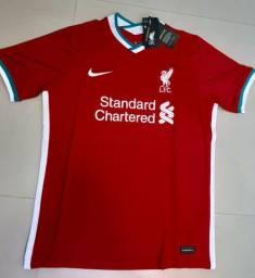 Camisa liverpool  nova 2020-2021