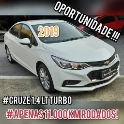 Gm Cruze 1.4 Turbo 2019 ( Com Apenas 11.000km )
