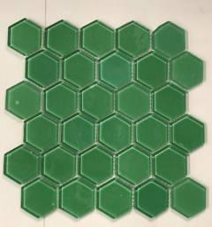Título do anúncio: Pastilha de vidro 30x30 GreenSmile B