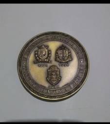 Medalha antiga de São Paulo