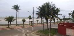 Mongaguá-SP Casa 2 Dorm Frente ao Mar