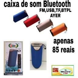 Caixas de sons bluetooth