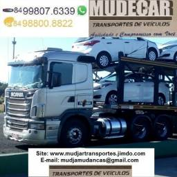 Mude kar Transportes de Veículos - Para Todo Brasil c/Seguro