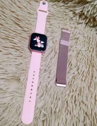 Smartwatch Colmi P8 + BRINDES!<br>