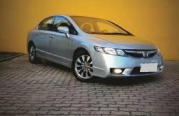 Civic LXS 1.8 Flex 16V automático 2011 (82.000 Km - R$36.900)