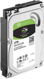 HD Seagate Barracuda de 4TB