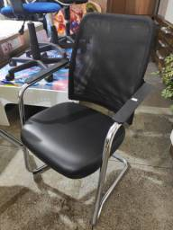 Cadeira Escritório Fixa Alta Qualidade