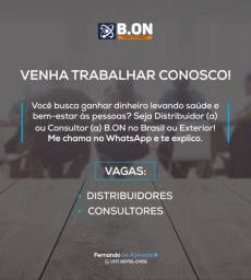 Vaga para Consultoras e Distribuidoras