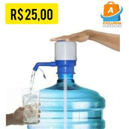 Bomba Para Galão Água Mineral 10 e 20 Litros + Entrega Grátis