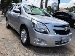 GM - Chevrolet Cobalt 1.4 LTZ 2015 - Z.E.R.O.E.N.T.R.A.D.A - Bruno Automóveis