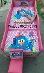 Cama infantil 0 a 12 anos entrega grátis watsap *