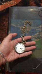 Relógio de bolso antigo