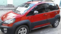 Fiat idea adventure2013 top de linha banco couro personalizado manual e chave reserva