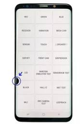 Display original modelo Samsung S9 normal