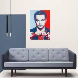Quadro decorativo Jordan Belfort ?