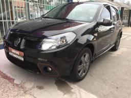 Sandero gt laine 1.6 completo mod 2011 km - 75777 pneus novos r$ 25.500,00