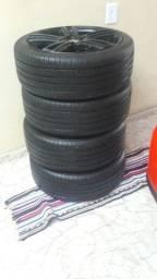 pneus e rodas 17