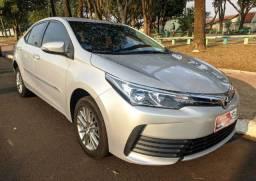 Toyota/Corolla Gli Upper 1.8 Automático - 2018 - Flex - Completo
