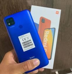 Lacrados - Xiaomi 9C 64gb tela 6,53 bateria 5.000mAh