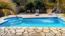 Casa com piscina em Lambari-mg 3 quartos