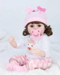 Bebê renascer boneca 42cm bebê reborn bonecas brinquedos para meninas