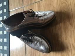 Sapato plataforma dakota