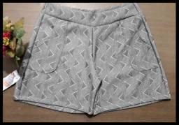 Shorts Plus Size!