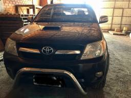 Hilux Srv 2008 completa