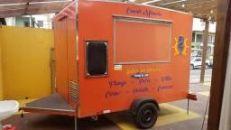 Troco ou vendo Trailer Frood Truck