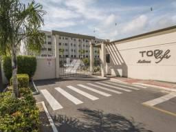 Apartamento à venda com 1 dormitórios em São diogo ii, Serra cod:0ca7c673770