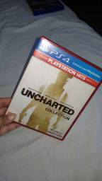 Uncharted Colletion - PS4